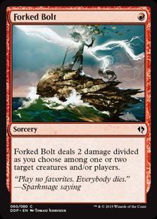 Forked Bolt